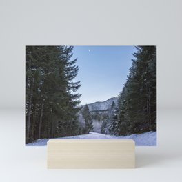 Side Road Mini Art Print