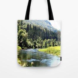 Donautal Germany Tote Bag