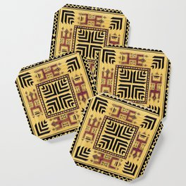 Southwest Shaman Tile Coaster