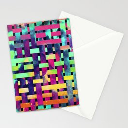 Urban camouflage Stationery Cards
