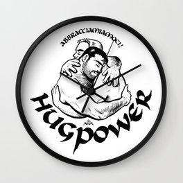 hugpower Wall Clock