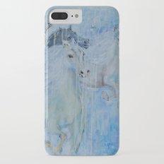 Spirit Horses Slim Case iPhone 7 Plus