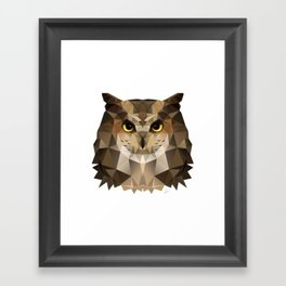 Catbird Framed Art Print