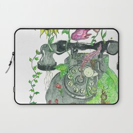 Technological Growth Laptop Sleeve