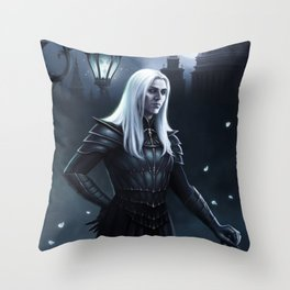 Gaslight Hades Throw Pillow