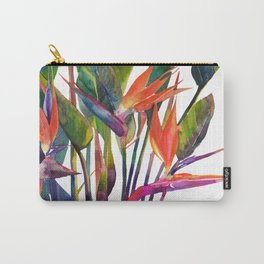 The bird of paradise Carry-All Pouch