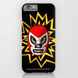 El Spectro - Explosion! iPhone Case