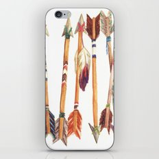 Feathered Arrows iPhone & iPod Skin