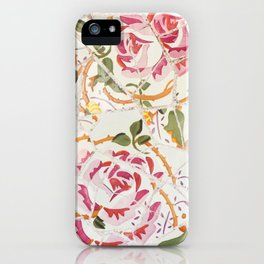 Tiling with pattern 7 iPhone Case