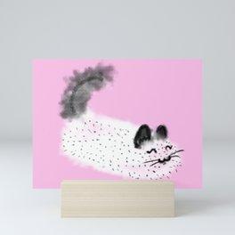 Sea Kitty Mini Art Print