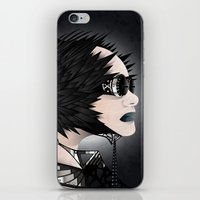 sci fi iPhone & iPod Skins featuring Sci-Fi Series 2 by eos vector