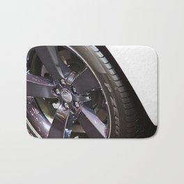 Chrysler 300C Car Wheel Bath Mat