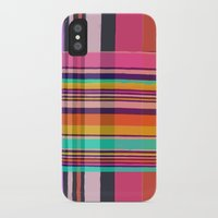 plaid iPhone & iPod Cases featuring Plaid by Love2Snap