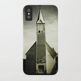 Sacred Heart Church iPhone Case