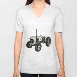 Tractor Unisex V-Neck