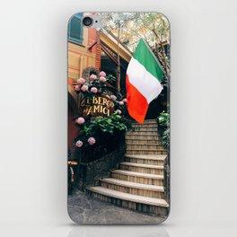 Welcome Home Italia iPhone Skin
