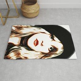 Stevie Nicks - Rhiannon - Pop Art Rug