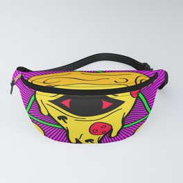 The Great Illuminazati Thrice Topped (color ver.) - Brock Springstead Fanny Pack