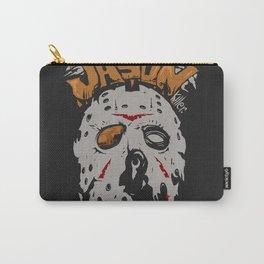 Jason killer face Carry-All Pouch