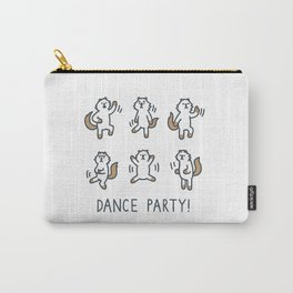 Moo Dance Party Carry-All Pouch