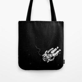 Lost in Eternity Tote Bag