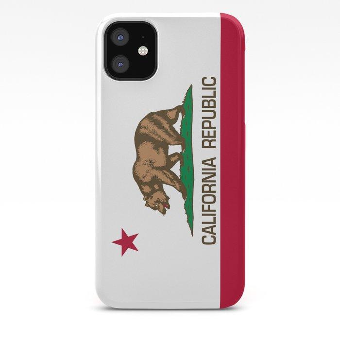 California Republic State Bear iphone case