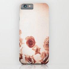 Falling Flower Variation II Slim Case iPhone 6s