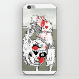 THE CAPTAIN iPhone Skin