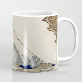 The Coast Searching Coffee Mug