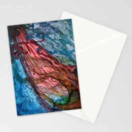 The Art of Abandonment Stationery Cards