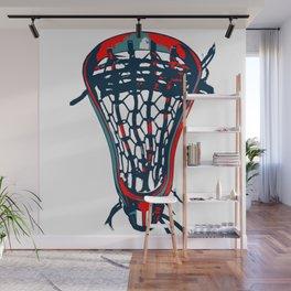 Lacrosse Vote Flow Wall Mural