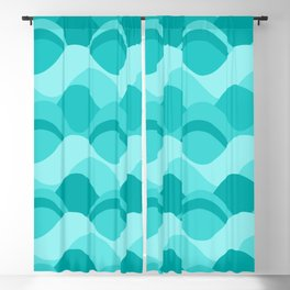 Estate Blu Del Mare Blackout Curtain
