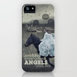 Angels Unaware iPhone Case