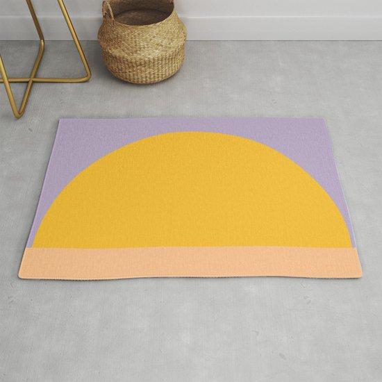 Retro Sunset - Bright Vibrant Colors by colourpoems