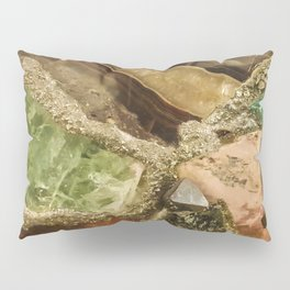 Gems collection 5 Pillow Sham