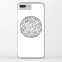clew Clear iPhone Case