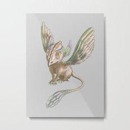 Sparrow dagon by Dreamingsenga Metal Print