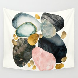 Pebble Abstract Wall Tapestry