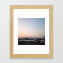 #298 Good Morning Jozi! Framed Art Print