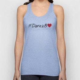 #Dare2BLove Unisex Tank Top