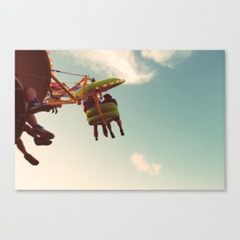 Take Me Away, Summer Canvas Print