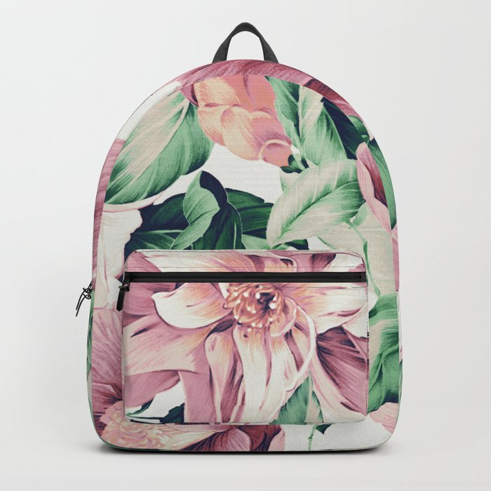 FLOWERS 10a Backpack
