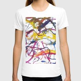 BACH: Sonata No 1 in G minor        by Kay Lipton T-shirt