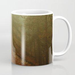 Autumn in Ponderosa Pines Forest Coffee Mug