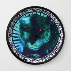 PanteraPlanetario Wall Clock
