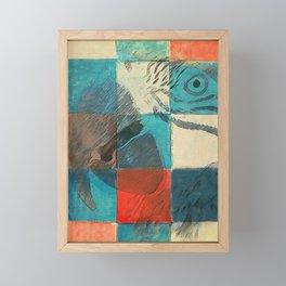 Jolis Parrots 3 Framed Mini Art Print