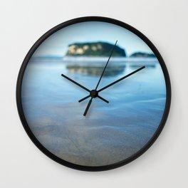Coromandel Colours Wall Clock
