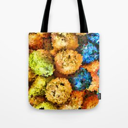 crystallized fruits Tote Bag