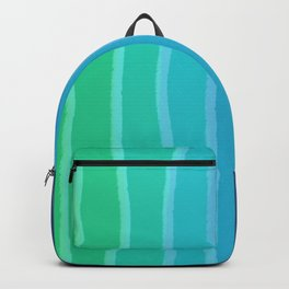 Vertical Color Tones #2 - Rainbow Collection Backpack