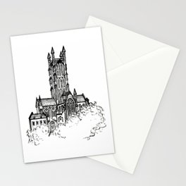 Cathedral Sketch Stationery Cards